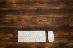Modernt tangentbord p royaltyfri fotografi