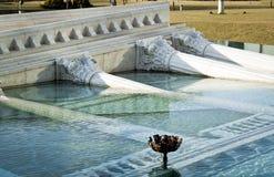 modernt vatten för konst Royaltyfri Fotografi