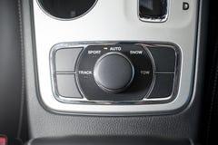 Modes de contrôle de traction Photos stock