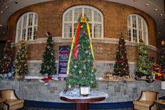 Modes pour des plantes vertes au  de Roanoke†d'hôtel de  de theâ€, 2016 Photo stock