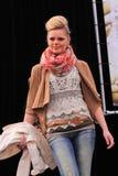 Modeschau - kopieren Sie Platz Lizenzfreie Stockfotografie