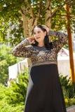 Modeschau vom Fernen Osten Stockfoto