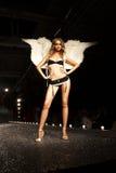 Modeschau in Warschau lizenzfreie stockfotografie