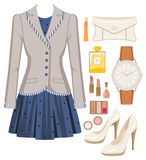 Modeset Royaltyfria Bilder