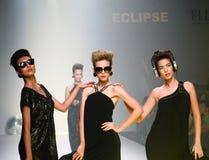 Modeshow stock fotografie