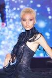 Modeshow 2019 för passion för Chalachol akademihår royaltyfri foto