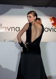 Modeshow in Servië stock fotografie