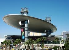 Modeshowgalleria på den Las Vegas remsan Arkivfoto