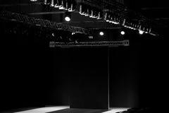 Modeshowstadium Stock Afbeeldingen