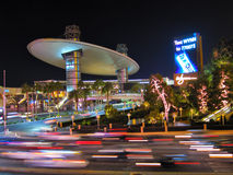 Modeshowwandelgalerij, Las Vegas Stock Foto's