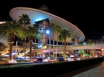 Modeshowwandelgalerij, Las Vegas Stock Afbeelding