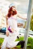 modesommar Royaltyfri Fotografi