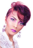 Modestilfoto Royaltyfri Bild