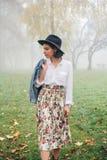 Modestilkvinnor Royaltyfri Fotografi