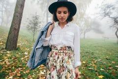 Modestilkvinnor Arkivfoton