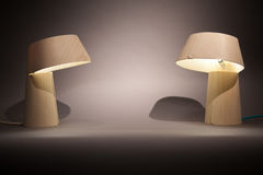 Modetabelllampa Fotografering för Bildbyråer