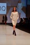 Modeveckashow Royaltyfri Bild