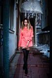 modevinter Fotografering för Bildbyråer