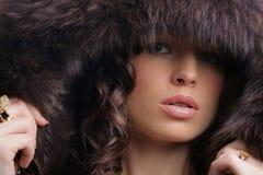 modevinter Royaltyfria Bilder