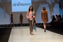 Modewochenshow Lizenzfreie Stockfotos