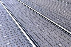 Modi per il tram Immagine Stock