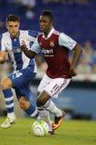 Modibo Maiga von West-Ham United Stockfotografie