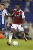 Modibo Maiga of West Ham United Royalty Free Stock Photo