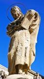 modica圣徒西西里岛雕象 免版税图库摄影