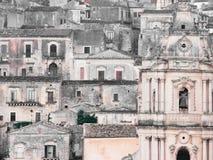 modica Σικελία της Ιταλίας στοκ εικόνες