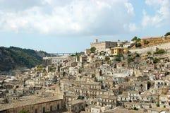 modica τοπίων της Ιταλίας Στοκ εικόνες με δικαίωμα ελεύθερης χρήσης