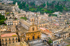 Modica royalty free stock images