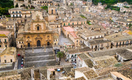 Modica Royalty Free Stock Photography