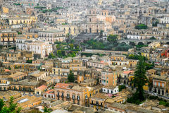 Modica Royalty Free Stock Photos