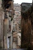 Modica city, Sicily. Royalty Free Stock Photos