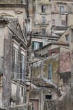 Modica city, Sicily. Royalty Free Stock Images