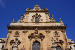 Modica, Sicily, Italy Royalty Free Stock Images