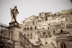 Modica, Sicily, Italy Royalty Free Stock Photography