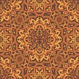 Modieus Arabisch ornament Royalty-vrije Stock Afbeeldingen
