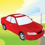 Modieuze Auto Royalty-vrije Stock Afbeeldingen