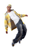 Modieuze Danser Stock Foto