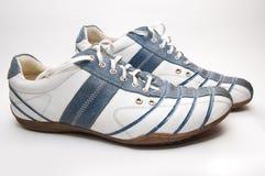 Modieuze laarzen Royalty-vrije Stock Foto