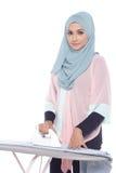 Modieuze muslimahvrouw Royalty-vrije Stock Afbeelding
