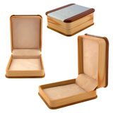 Modieuze open kleine doos Royalty-vrije Stock Foto