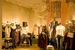 Modieuze vrouwenkleding royalty-vrije stock afbeeldingen