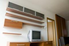 Modieuze woonkamer Royalty-vrije Stock Afbeeldingen