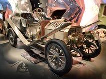 Modificação de Itala 35/45 de HP em Museo Nazionale dell'Automobile Imagem de Stock