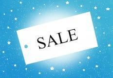 Modifica di vendite fotografie stock libere da diritti