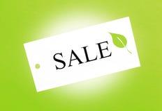 Modifica di vendite fotografia stock libera da diritti