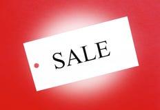 Modifica di vendite fotografia stock