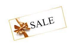 Modifica di vendite fotografie stock